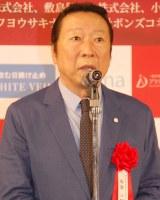 『第2回プラチナエイジ授賞式』に出席した石倉三郎 (C)ORICON NewS inc.