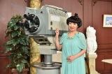 黒柳徹子の伝説の数々を再現ドラマで清水ミチコが熱演(C)テレビ朝日