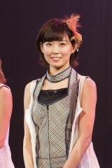 8月9日のNMB48劇場公演をもってグループを卒業することが決定した渡辺美優紀 (C)NMB48