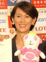 『フェアプレイの日記念イベント』に出席した有森裕子氏 (C)ORICON NewS inc.