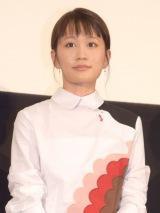 映画『クリーピー 偽りの隣人』のトークショーに出席した前田敦子 (C)ORICON NewS inc.