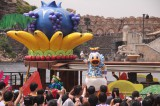水浴びに大はしゃぎ!ディズニー夏イベントがお披露目 /「ミニーのトロピカルスプラッシュ」(C)oricon ME inc.