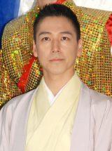 ミュージカル『TARO URASHIMA』製作発表会見に出席した和泉元彌 (C)ORICON NewS inc.