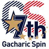 Gacharic Spin 結成7周年記念ロゴ