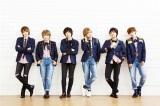 8月25日の『めざましライブ』は風男塾(写真)/THE HOOPERS
