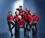 8月27日の『めざましライブ』は風男塾(写真)/THE HOOPERS(写真)