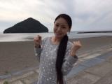 """「地方に""""住む""""のは初めて」と末永遥(C)テレビ朝日"""