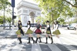 『JAPAN EXPO』(フランス・パリ)に初出演したベイビーレイズJAPAN