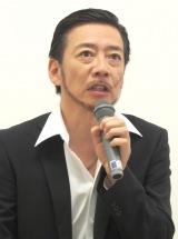 ドラマ『侠飯〜おとこめし〜』スタジオ取材会に出席した生瀬勝久 (C)ORICON NewS inc.