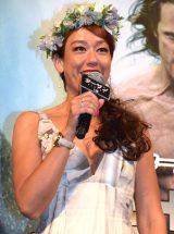 LiLiCo=映画『ターザン:REBORN』女性限定試写会イベント (C)ORICON NewS inc.