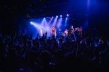 台湾・台北公演で現地ファンを熱狂させたKANA-BOON