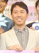 結婚を報告したチュートリアルの福田充徳 (C)ORICON NewS inc.