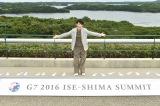 剛力彩芽が7月16日放送、ABC・テレビ朝日系『朝だ!生です旅サラダ』で伊勢志摩へ(C)テレビ朝日