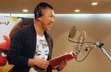3Dアニメ映画『アングリーバード』日本語吹き替え版声優を務める前園真聖 (C)ORICON NewS inc.