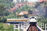 インドネシアの鉄道の旅 (C)『世界の車窓から』
