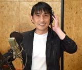 笑顔でレコーディングに臨む福田こうへい (C)ORICON NewS inc.
