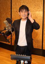 新曲「北の出世船」公開レコーディングを行った福田こうへい
