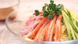 夏の定番メニュー・冷やし中華。食べ過ぎると太りやすい体質になることが…