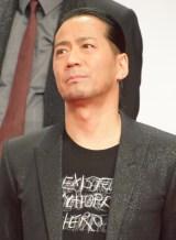 映画『HiGH&LOW THE MOVIE』完成披露プレミアイベントに出席したHIRO (C)ORICON NewS inc.