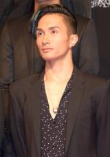 映画『HiGH&LOW THE MOVIE』完成披露プレミアイベントに出席した橘ケンチ (C)ORICON NewS inc.
