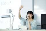 京都精華大学の授業『クリエイティブの現場』の様子