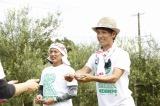 ボランティア活動『RockCorps』に参加したHY(左から)許田信介、新里英之