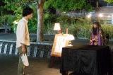 本テレビ系連続ドラマ『家売るオンナ』(毎週水曜 後10:00)第3話で三軒家万智が占い師に変身
