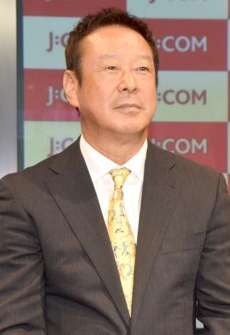 リオデジャネイロオリンピックのJ:COM番組会見に出席した森末慎二氏 (C)ORICON NewS inc.