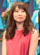 映画『青空エール』 完成披露舞台あいさつに出席した志田未来 (C)ORICON NewS inc.