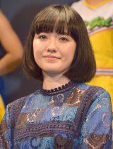 映画『青空エール』 完成披露舞台あいさつに出席した小島藤子 (C)ORICON NewS inc.