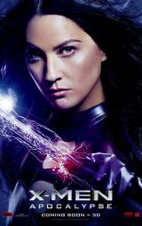 『X-MEN:アポカリプス』でオリヴィア・マンが演じるサイロック (C)2016 MARVEL (C) 2016 Twentieth Century Fox