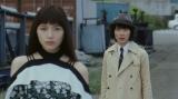新CM『いち髪』に出演している(左から)川口春奈と神木隆之介