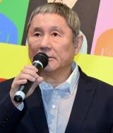 大橋巨泉さんとの別れを惜しんだビートたけし (C)ORICON NewS inc.
