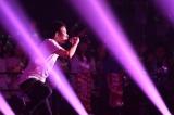 ファンキー加藤「I LIVE YOU 2016 in 横浜アリーナ」公演より photo:笹原清明/堂園博之