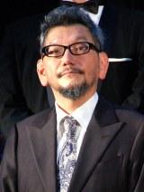 映画『シン・ゴジラ』ワールドプレミアに出席した庵野秀明氏 (C)ORICON NewS inc.