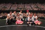 全国ツアー最終公演で念願の東京ドーム公演を発表したAAA
