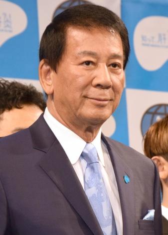 『知って、肝炎プロジェクトミーティング2016』に出席した杉良太郎 (C)ORICON NewS inc.