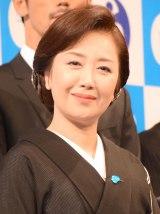 『知って、肝炎プロジェクトミーティング2016』に出席した伍代夏子 (C)ORICON NewS inc.