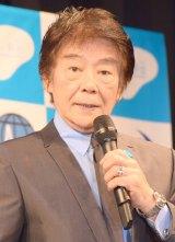 『知って、肝炎プロジェクトミーティング2016』に出席した田辺靖雄 (C)ORICON NewS inc.