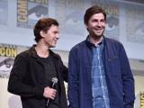 『コミコン・インターナショナル2016』に参加した(左から)トム・ホランド、ジョン・ワッツ監督 (C)Marvel Studios 2016. (C)2016 CTMG. All Rights Reserved.