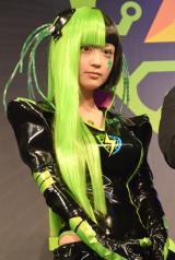 ポップカルチャーの祭典『Tokyo Comic Con2016』記者発表会に出席した人気コスプレイヤー・御伽ねこむ (C)ORICON NewS inc.