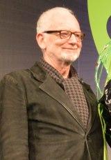 ポップカルチャーの祭典『Tokyo Comic Con2016』記者発表会に出席したイアン・マクダーミド (C)ORICON NewS inc.