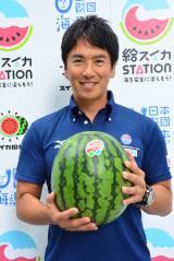 タレントでライフセービング日本代表監督の飯沼誠司 (C)oricon ME inc.