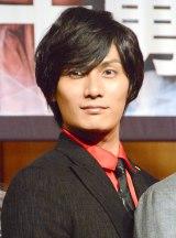舞台『真田十勇士』制作発表会に出席した加藤和樹 (C)ORICON NewS inc.