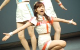 妖怪ウォッチ新エンディング曲を初歌唱したLinQ (C)ORICON NewS inc.