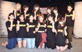 イベント『タタカッテシネ』第3回公演公開ゲネプロ後囲み取材の模様 (C)ORICON NewS inc.