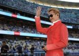 ドジャー・スタジアムで「君が代」を独唱したATSUSHI