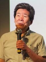 高畑勲氏=長編アニメーション『Long Way North』(レミ・シャイエ監督)上映会にて (C)ORICON NewS inc.