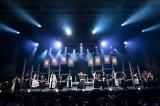 ミュージカル『「ROCK MUSICAL BLEACH」〜もうひとつの地上〜』ゲネプロの様子 (C)久保帯人/集英社・RMBLEACH製作委員会2016