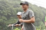 林家たい平の『24時間テレビ』チャリティーマラソン走行距離は100.5キロ (C)日本テレビ